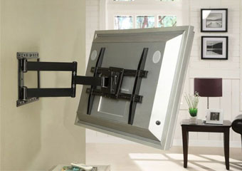 How to Mount a TV on the Wall Without Studs