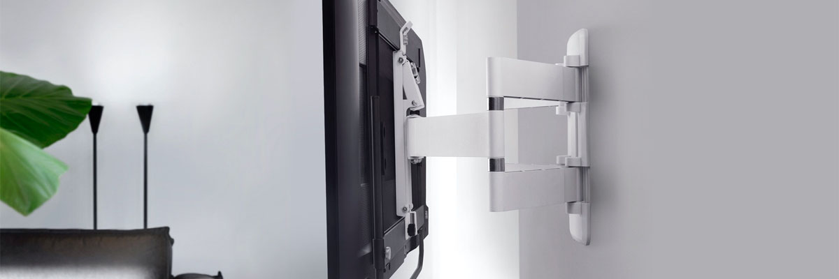 How to Mount a TV on the Wall Without Studs Image