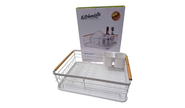Kitchenista Metal Dish Drainer