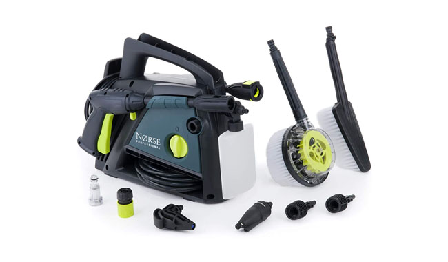 Norse SK90 Electric Pressure Washer