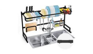SOLEDI Over Sink Dish Drainer