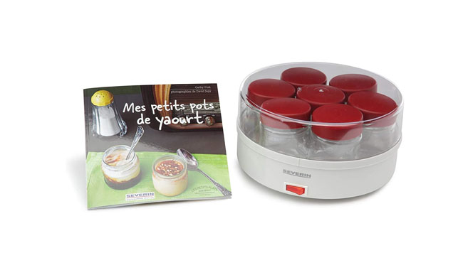 Severin 3519.76 Yoghurt Maker