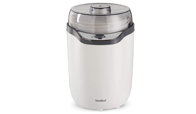 VonShef 2000018 Yoghurt Maker Machine