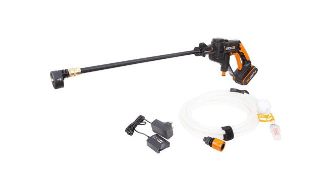 WORX WG625E Cordless Hydroshot Pressure Cleaner