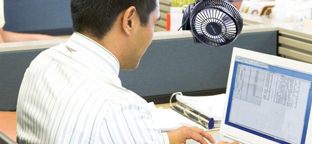Best USB Desk Fan UK Banner Image