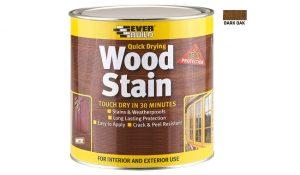 Everbuild WSTAINSDO0750 Woodstain, Dark Oak, 750 ml