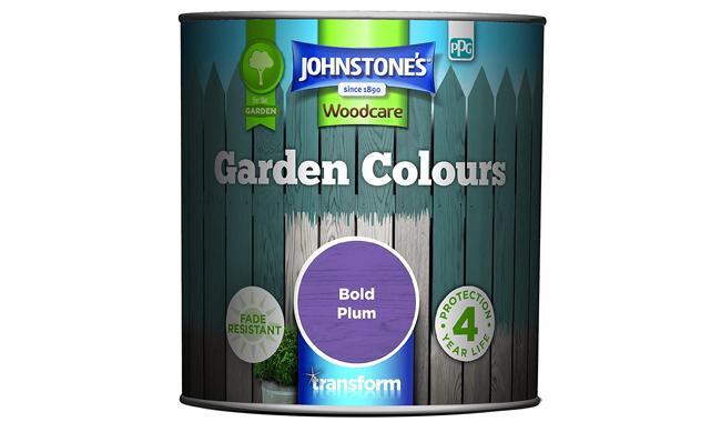 Johnstone's Garden Colours, 1 Litre 20 Colours